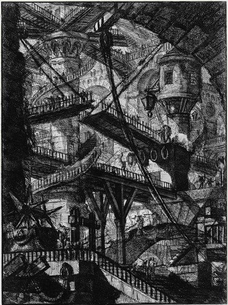 Biblioteka-Babel-Borgesa
