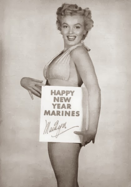 Marilyn+Monroe+-+Happy+New+Year