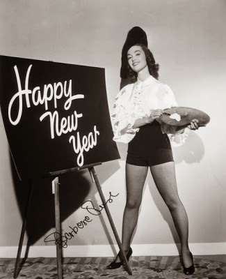 new+year+vintage+pinup+hollywood+barbara+rush