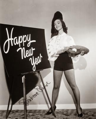 new+year+vintage+pinup+hollywood+barbara+rush