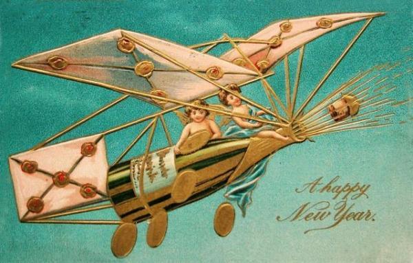 NYE+Plane