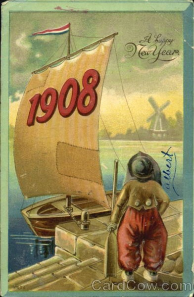 Strange+and+Creepy+New+Year's+Postcards+from+ca.+1900s-1910s+(14)