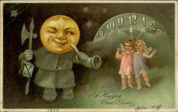 Strange+and+Creepy+New+Year's+Postcards+from+ca.+1900s-1910s+(20)