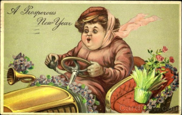 Strange+and+Creepy+New+Year's+Postcards+from+ca.+1900s-1910s+(25)