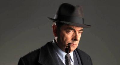 Première photo de Rowan Atkinson en commissaireMaigret…