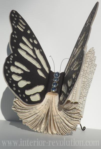 Blinging-Butterfly-Book-Art