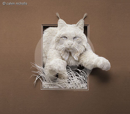 Wild-Life-Paper-Art-Creations-2