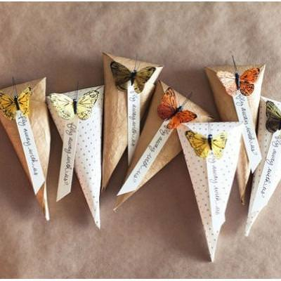 diy-paper-cones-packaging-or-gift-wrap