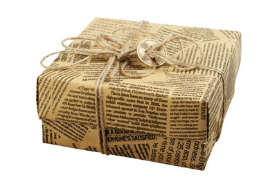 wrapping-newspaper