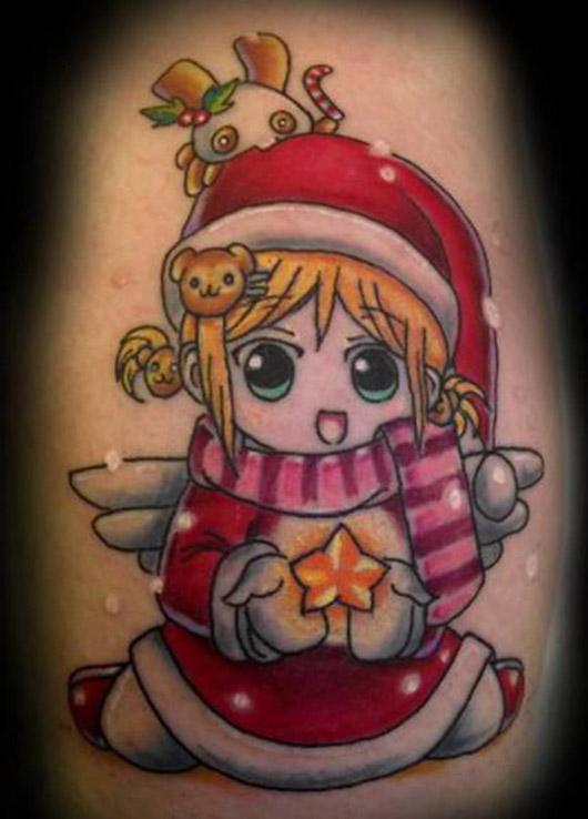 Manga-Design-of-Unique-Christmas-Tattoo.jpg