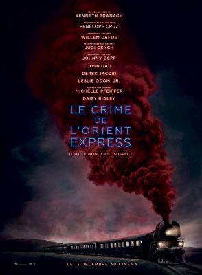 BANDE ANNONCE : LE CRIME DE L'ORIENT EXPRESS de ET avec KENNETHBRANAGH…