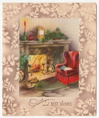 vintage-greeting-card-christmas-home-fireplace-mantel-red-wingback-chair-2f5bc6f8e46f0f80b835632185e582ff.jpg