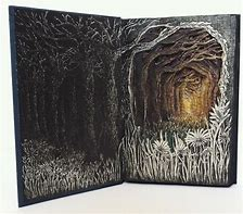 LES ALTERED BOOKS D'IZOBELLE OUZMAN….
