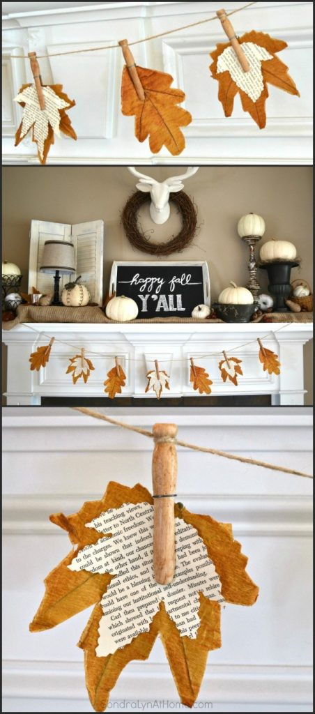 Do-it-Yourself-Book-Page-Leaves-Banner-for-Fall-Mantel-Inspiration-DIY-Home-Decor-Ideas-for-Autumn-via-Sondra-Lyn-at-Home.jpg