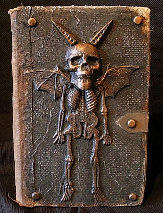 Goblin Altered Book.jpg