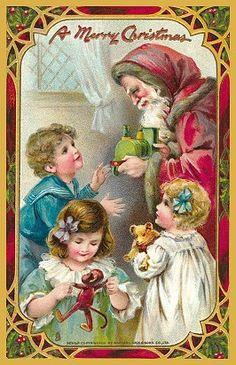 a6cb9e70e7496274f136319a2ba51398--christmas-postcards-vintage-christmas-cards