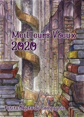 NOS MEILLEURS VOEUX POUR2020….