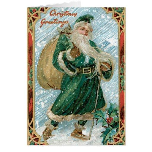 green_santa_vintage_merry_christmas_card-r9783fcc3ce954b7d97aba79e7c5e515a_xvuat_8byvr_512